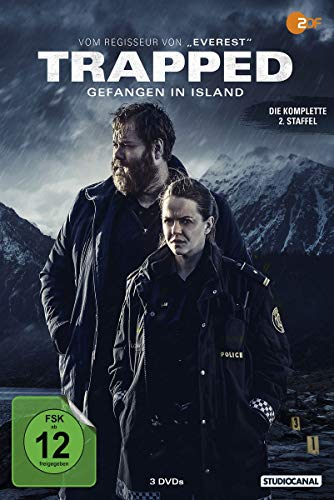 Trapped - Gefangen in Island: Staffel 2 (4 DVDs)