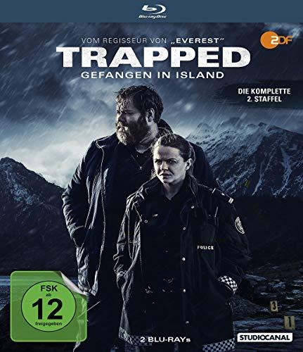 Trapped - Gefangen in Island: Staffel 2 [Blu-ray]