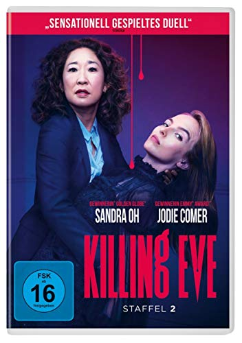 Killing Eve Staffel 2 (2 DVDs)