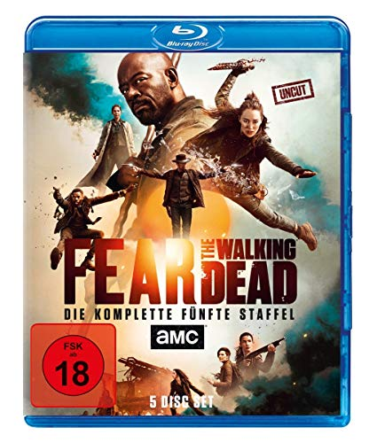 Fear the Walking Dead Staffel 5 [Blu-ray]