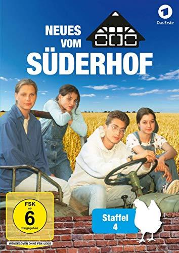 """Neues vom Süderhof Staffel 4 (""""Süderhof II"""") (2 DVDs)"""