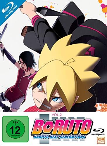 Boruto - Naruto Next Generations: Vol. 2 [Blu-ray]