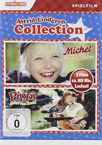 Pippi geht von Bord & Michel muss mehr Männchen machen (2 DVDs)
