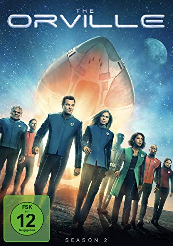 The Orville Staffel 2 (4 DVDs)