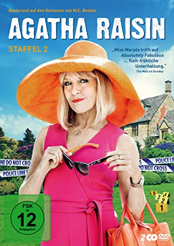 Agatha Raisin Staffel 2 (2 DVDs)