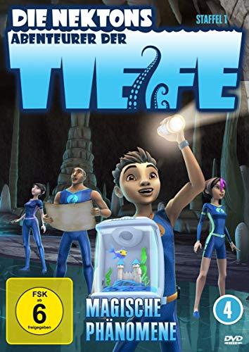 Die Nektons - Abenteurer der Tiefe, DVD 4: Magische Phänomene