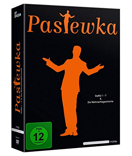 Pastewka Die Jubiläumsbox: Staffel 1-7 (Basic Edition) (19 DVDs)