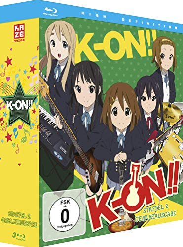 K-ON! Staffel 2 [Blu-ray]