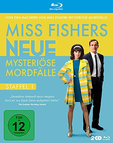 Miss Fishers neue mysteriöse Mordfälle Staffel 1 [Blu-ray]