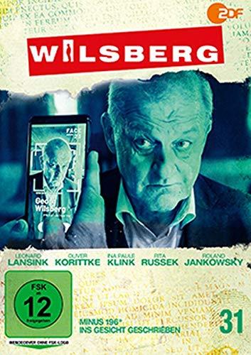 Wilsberg 31 - Minus 196° / Ins Gesicht geschrieben