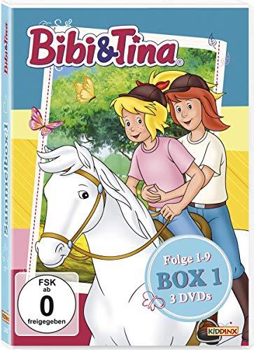 Bibi und Tina Sammelbox 1 (3 DVDs)