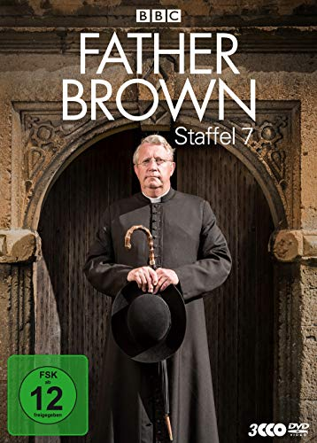 Father Brown Staffel 7 (3 DVDs)
