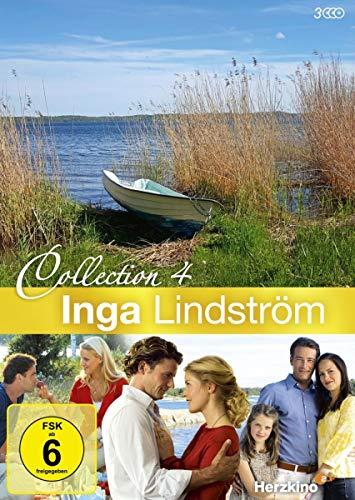 Inga Lindström: Collection  4 (3 DVDs)