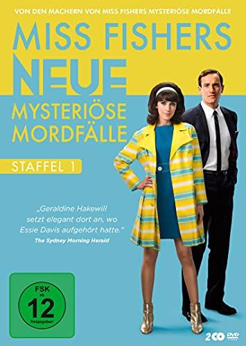 Miss Fishers neue mysteriöse Mordfälle Staffel 1 (2 DVDs)