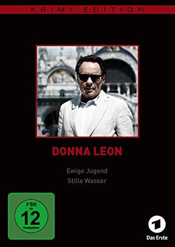 Donna Leon: Ewige Jugend/Stille Wasser