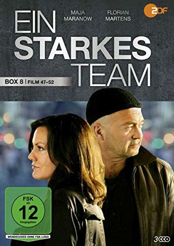 Ein starkes Team Box  8 (Film 47-52) (3 DVDs)