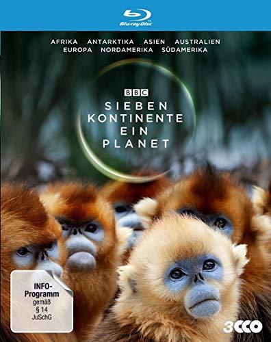 Sieben Kontinente - Ein Planet Blu-ray