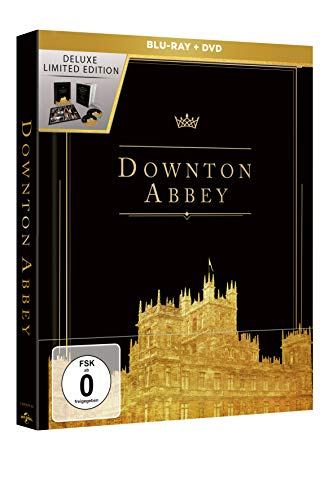 Downton Abbey Der Film (Special Limited Edition mit Blu-ray und DVD)