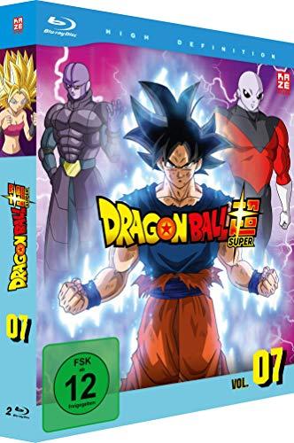 Dragonball Super 7. Arc (Episoden 96-112) [Blu-ray]