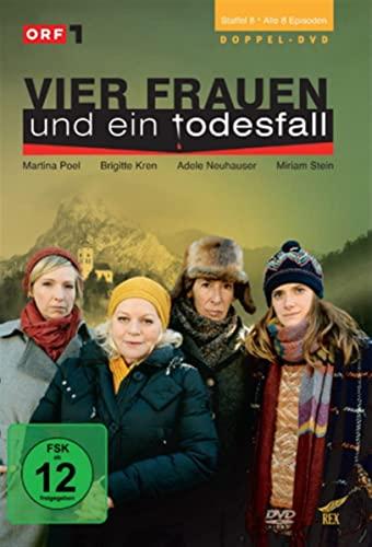 Vier Frauen und ein Todesfall Staffel 8 (2 DVDs)