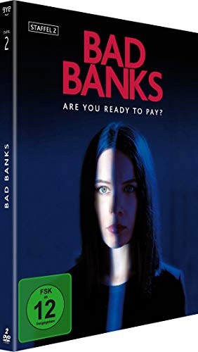 Bad Banks Staffel 2 (2 DVDs)