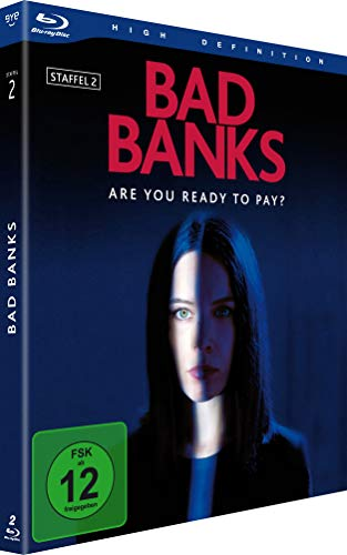 Bad Banks Staffel 2 [Blu-ray]