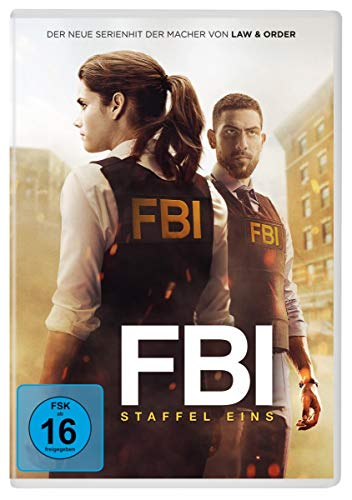 FBI: Special Crime Unit Staffel 1 (5 DVDs)