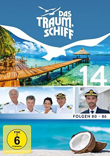 Das Traumschiff DVD-Box XIV (Florian Silbereisen) (4 DVDs)