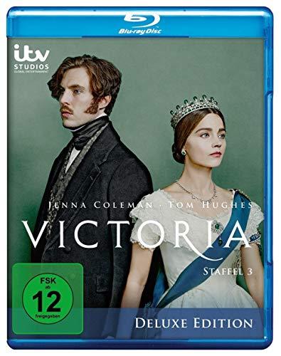 Victoria Staffel 3 (Deluxe Edition) [Blu-ray]