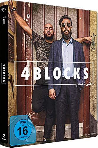 4 Blocks Staffel 1 (Steelbook)
