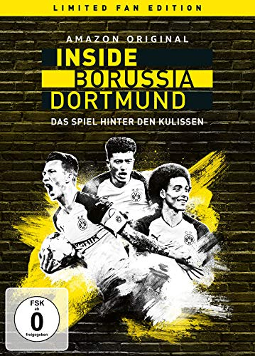 Inside Borussia Dortmund (Limited Fan Edition) [Blu-ray] Limited Fan Edition [Blu-ray]