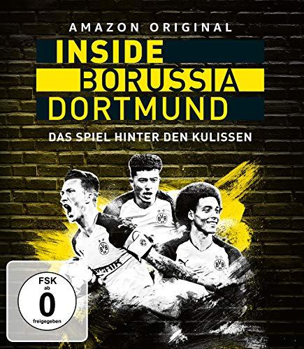 Inside Borussia Dortmund Blu-ray