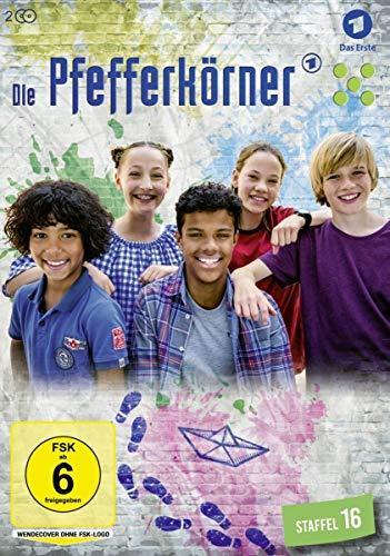 Die Pfefferkörner Staffel 16 (2 DVDs)