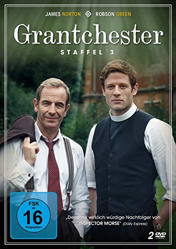 Grantchester Staffel 3 (2 DVDs)