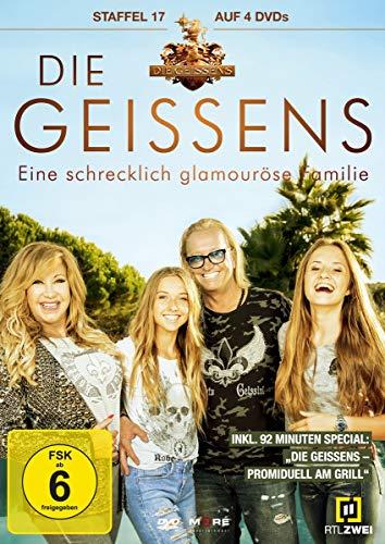 Die Geissens - Eine schrecklich glamouröse Familie: Staffel 17 (4 DVDs)
