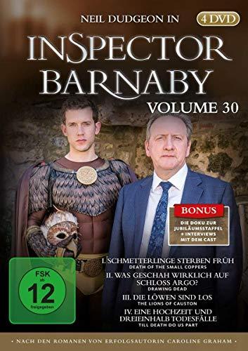 Inspector Barnaby, Vol.30 (4 DVDs)