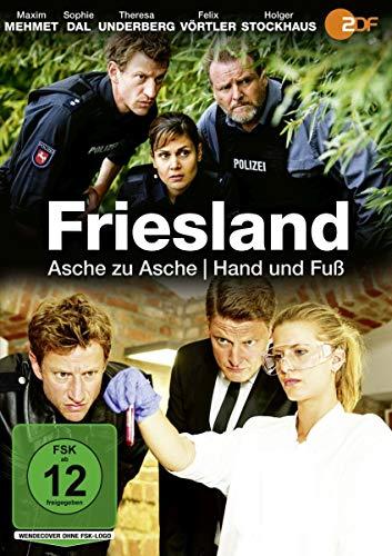 Friesland: Asche zu Asche / Hand und Fuß