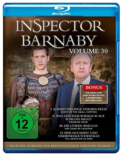 Inspector Barnaby, Vol.30 (+Bonus-DVD) [Blu-ray]