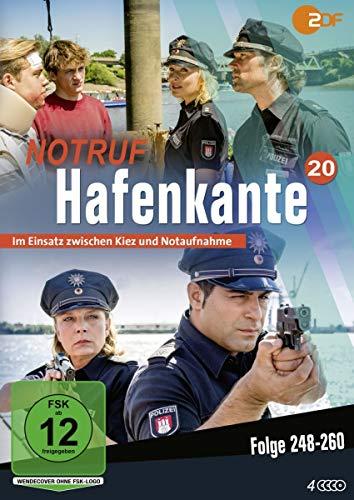 Notruf Hafenkante, Vol.20: Folge 248-260 (4 DVDs)
