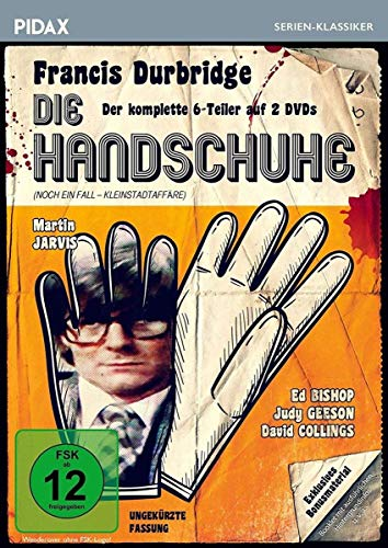 Francis Durbridge: Die Handschuhe (2 DVDs)