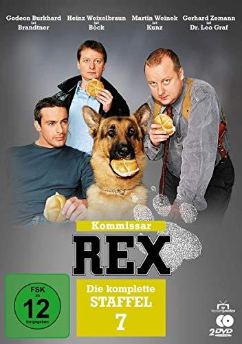 Kommissar Rex Staffel 7 (2 DVDs)