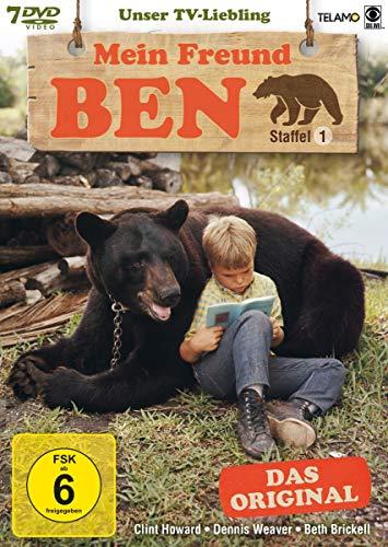 Mein Freund Ben Staffel 1 (7 DVDs)