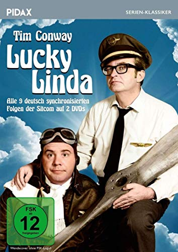 Lucky Linda 2 DVDs