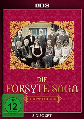 Die Forsyte Saga Komplettbox (New Edition) (8 DVDs)