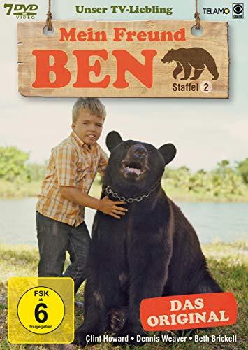 Mein Freund Ben Staffel 2 (7 DVDs)