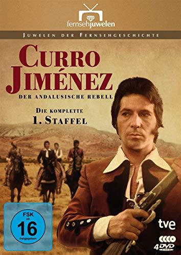 Curro Jimenez: Der andalusische Rebell (4 DVDs)