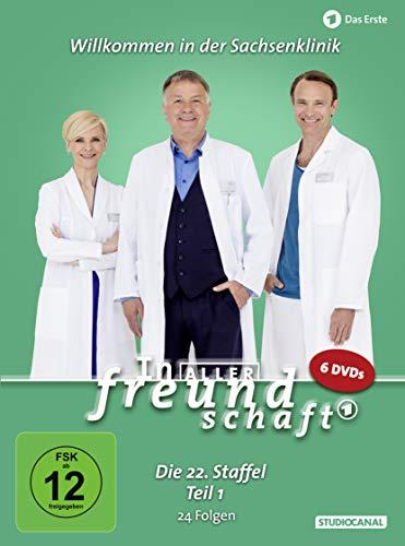 In aller Freundschaft Staffel 22, Teil 1 (6 DVDs)