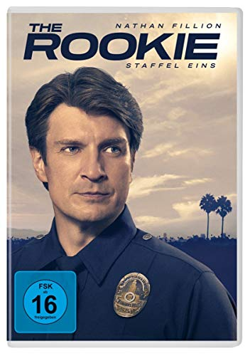 The Rookie Staffel 1 (5 DVDs)