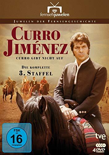 Curro Jimenez: Curro gibt nicht auf (4 DVDs)
