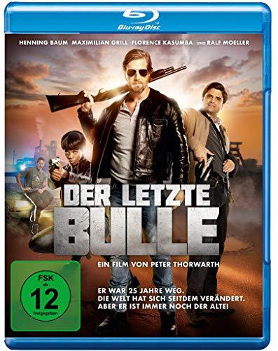Der letzte Bulle Der Film [Blu-ray]